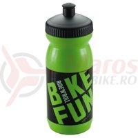 Bidon Bikefun 600 ml verde