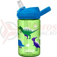 Bidon Camelbak Eddy + Kids 400 ml hip dinos
