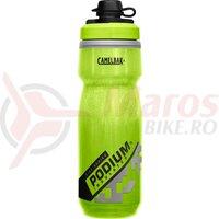 Bidon Camelbak Podium Chill 620 ml Dirt Series lime