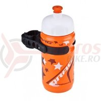 Bidon copii Drag Kid Fit 350 ml portocaliu