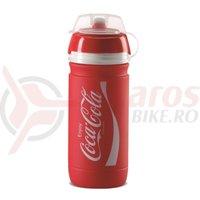 Bidon Elite Corsa Coca Cola 550 ml rosu