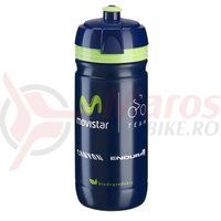 Bidon Elite Corsa Team 550 ml Movistar