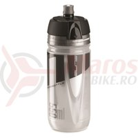 Bidon Elite jossanova 550ml clear grey
