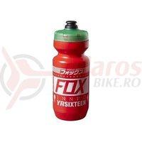Bidon Fox MTB-Accessories Union 650ml Red