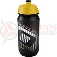 Bidon Kross Durar 500 ml black/yellow