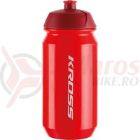 Bidon Kross Pure 500ml Red