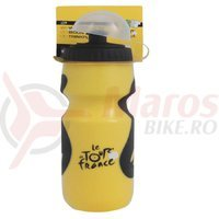 Bidon plastic 650-700ml Tour de France non slip