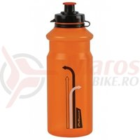 Bidon Polisport 700ml Arrows portocaliu