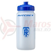 Bidon RITCHEY transparent/albastru 500ml