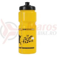 Bidon Tour de France galben 800 ml