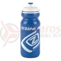 Bidon Zefal Premier 600ml albastru