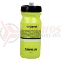 Bidon Zefal Sense M65 galben neon