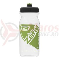 Bidon Zefal Shark 65 Transparent verde