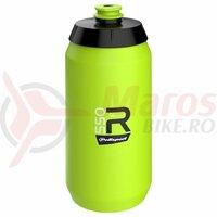 Bidonas - POLISPORT - R550 - 550 ml, verde lime