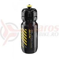 Bidonas Raceone XR1 600ml negru logo gri/galben