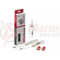 Bleed kit Ashima RT-BK-MG-M pentru franele hidraulice Magura