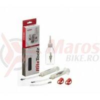 Bleed kit Ashima RT-BK-TK-M pentru franele hidraulice Tektro