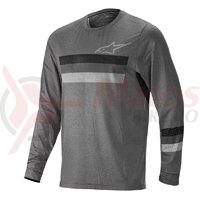 Bluza Alpinestars Alps 6.0 LS Melange/Dark gray/Black