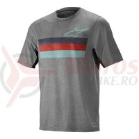 Bluza Alpinestars Alps 6.0 SS Melange/Grey/red