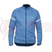 Bluza ciclism Crosser RS-591 albastru