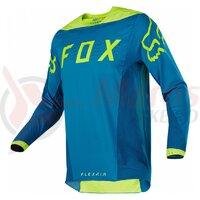 Bluza ciclism FOX Flexair Moth LE Jersey Teal
