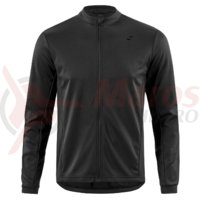 Bluza Cube Square Jersey Performance L/S black