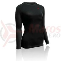 Bluza dama F-Lite ML 240 Heat black