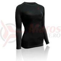 Bluza dama F-Lite ML 240 Heat black