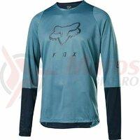 Bluza Defend LS Foxhead jersey [lt blu]