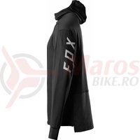 Bluza Defend Thermo Hooded Jersey [Blk]