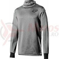 Bluza Defend Thermo Hooded Jersey [Stl Gry]