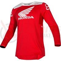 Bluza Fox 180 Honda Jersey red