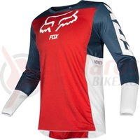 Bluza Fox 180 Przm jersey nvy/red