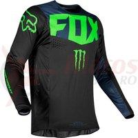 Bluza Fox 360 PC jersey blk