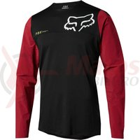 Bluza Fox Attack Pro Jersey red/blk