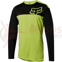 Bluza Fox Attack Pro jersey ylw/blk