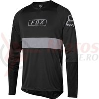 Bluza Fox Defend LS Fox jersey blk