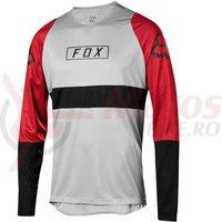 Bluza Fox Defend LS Fox jersey stl gry