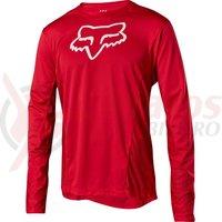 Bluza Fox Demo LS Camo Burn jersey brt red