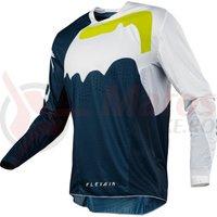 Bluza Fox Flexair Hifeye jersey nvy/wht