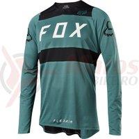 Bluza Fox Flexair jersey grn/blk