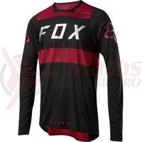 Bluza Fox Flexair jersey red/blk