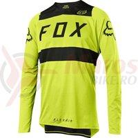 Bluza Fox Flexair jersey ylw/blk
