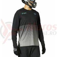 Bluza FOX Flexair LS jersey [Black]