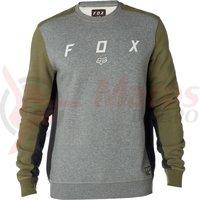 Bluza Fox Harken Crew Fleece fat grn