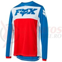 Bluza Fox Indicator LS Wide Open jersey nvy/red