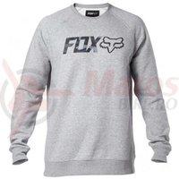 Bluza Fox Legacy Crew Fleece heather grey