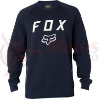 Bluza Fox Legacy Crew Fleece mdnt