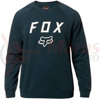 Bluza Fox Legacy Crew Fleece navy/white