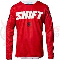 Bluza Fox Whit3 Ninety Seven jersey red
